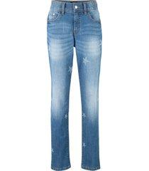 jeans boyfriend a stelle (blu) - bpc bonprix collection