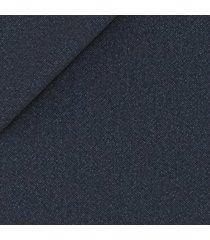 pantaloni da uomo su misura, reda, blu puntinati, autunno inverno