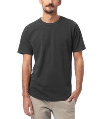 alternative apparel men's hemp-blend short sleeve t-shirt