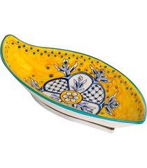 petisqueira de cerâmica tropic g