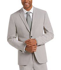 perry ellis premium blue extreme slim fit tech suit