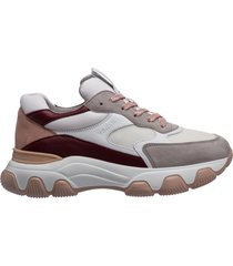 scarpe sneakers donna in pelle hyperactive
