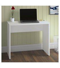 mesa escrivaninha para computador artany mary home office branca