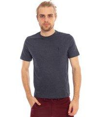 camiseta lisa aleatory masculina