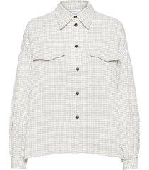 alfie shirt långärmad skjorta vit designers, remix