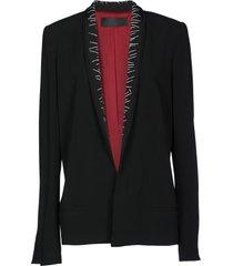 haider ackermann suit jackets