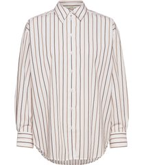 gina cotton långärmad skjorta vit dagmar