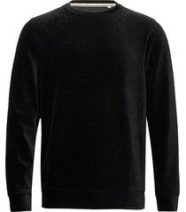 akarthur sweat sweat-shirt trui zwart anerkjendt