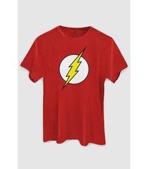 camiseta dc comics the flash bandup!