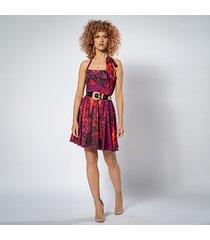 fiona hot tropical - sukienka