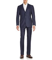 regular-fit milburn wool suit