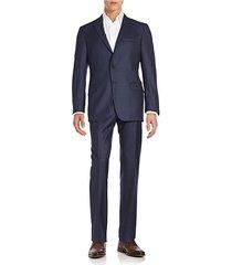 classic fit milburn wool suit