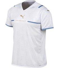 camiseta blanca puma uruguay 21 alternativa