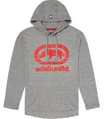 ecko unltd men's full throttle hooded sweatshirt