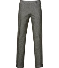 sale - hensen pantalon - slim fit - grijs