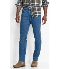 regular fit stretch jeans, straight (set van 2)
