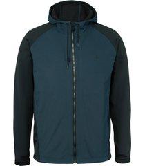 wolverine men's i-90 hybrid jacket dark navy, size xxl