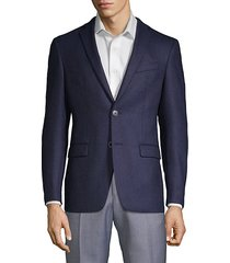 bedford slim wool sport coat