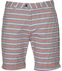 scotch & soda short - slim fit - rood