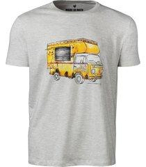 camiseta  bem sertanejo o musical mescla - kanui