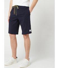 ps paul smith men's jersey shorts - navy - s