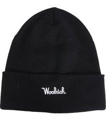 woolrich wool beanie