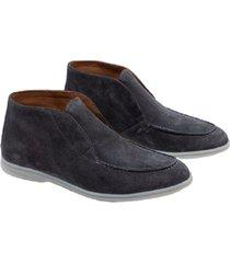 hon shoes high top warm grey grijs