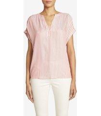 jones new york women's easy stripe top