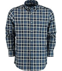 gant overhemd met ruit rf 3029530/466