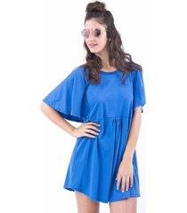 vestido azul we fly jilguero