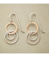 circle of friends earrings
