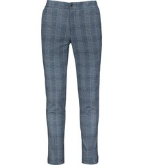 hensen pantalon mix & match - blauw