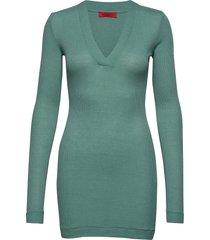 cortina stickad tröja grön max&co.