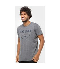 camiseta hang loose silk matt masculina