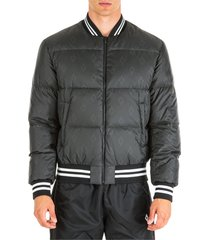 marcelo burlon cross down jacket