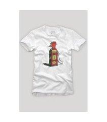 camiseta reserva gasolina acelerada masculina