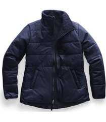 chaqueta merriewood reversible azul the north face