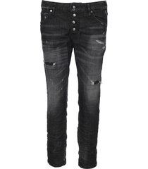 d squared cool girl cropped jeans