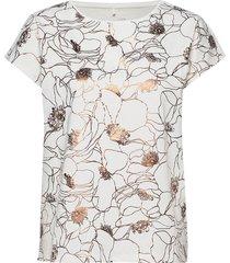 t-shirt short-sleeve t-shirts & tops short-sleeved vit gerry weber edition