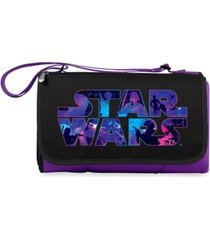 oniva by picnic time star wars logo - blanket tote outdoor picnic blanket