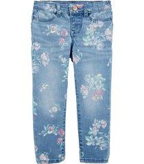 jean azul oshkosh floral