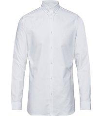 christoph oxford shirt skjorta business vit les deux