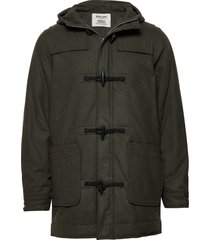 aksimon jacket parka jas groen anerkjendt