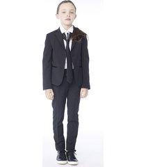 karl lagerfeld - spodnie dziecięce 138-150 cm