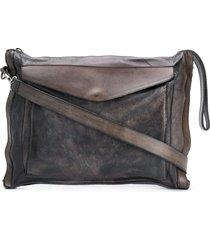 numero 10 cruziro briefcase - grey