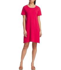 joie women's joplyn short-sleeve dress - hibiscus - size xs
