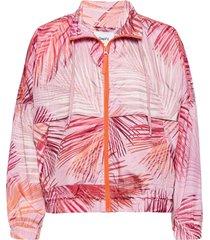 gapfit lighweight windbreaker zomerjas dunne jas roze gap