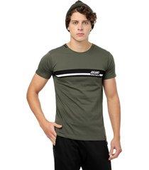 camiseta verde militar manpotsherd alemania