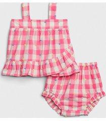 conjunto rosa gap