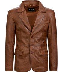 blazer cognac 448